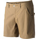 Houdini W's Action Twill Shorts Tipi Beige